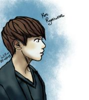 Ryeowook by hanrae