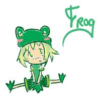 Frog by aremichan