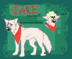 Jake by SweetMelony