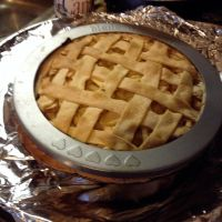 Tarma's Sugar Free Thanksgiving Apple Pie Baked by TarmaHartley