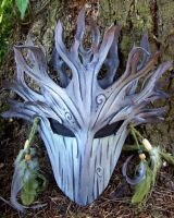 Savage Dryad Mask by savagedryad