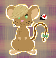 Miss Mousie May by MousieDoodles