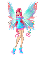 Winx: Bloom Mythix by DragonShinyFlame