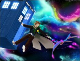 The New Doctor Who... by RadiantGlyph