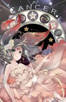 Cancer [Zodiacal Constellations] by Ayasal
