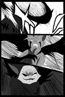 Shadow claw vs Shadow frost finale manga page 26 by ShadowClawZ