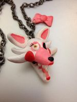 Mangle Necklace by Swifty-wish