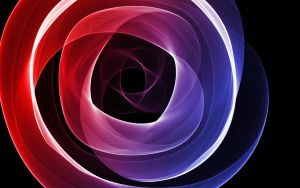 HD Purple And Red Spiral 1680x by Darkdragon15