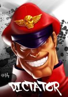 SF4 - Dictator by koyote974