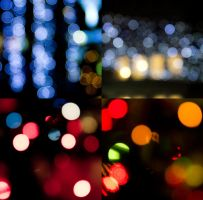 New year lights by Masisus