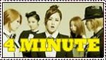 4 minute stamp by AnaInTheStars