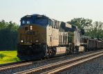 CSX Q501 eastbound by wolvesone