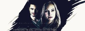 Caroline + Enzo | Timeline Libere #OO1 by MysteriousTemptress