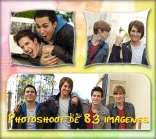 Big Time Rush Photoshoot 17 Quinta Parte by MelSoe
