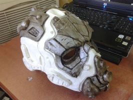 Assault Helmet WIP by Psychopat6666