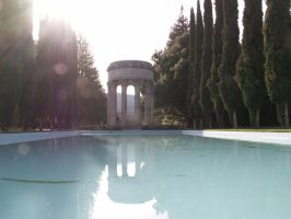 The Pulgas Water Temple by Ryu-Gi