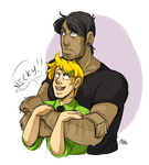 bara friendo by MagicalZombie