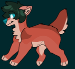 . fawn colored adopt by ph4g-adopts