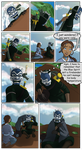 Avatar: Bringing Out the Blue Fancomic page 22 by aileri