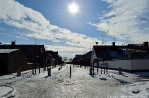 Road paved in ice. by secludedspace