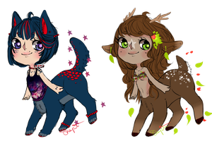 Taur  Adoptables 02 - OPEN - Set Price by Sheepieh