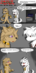 Inu-Gi-Oh! Ep. 2- We'll Take Your Leather... Wait by ElectricLimeRose