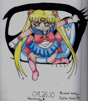 Possible Sailor Moon tattoo.. by TMNTISLOVE