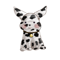 Cow Kika by PipDesign