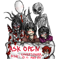 ASK OPEN!! by Grady89