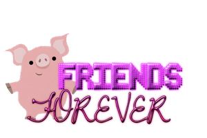 Text-Friends Forever by PokizsCyrus