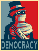 DEMOCRACY by Shadizilla