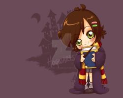 Hogwarts here I come by Danime-chan