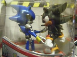 I have all of Sonic's Data by SEGAMew