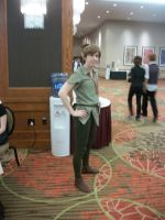 Animefest '12 - Peter Pan by TexConChaser