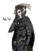 Skyrim: Ade'lai by thunderjelly