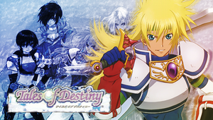 Tales of Destiny PSP Wallpaper by EvilSapphie