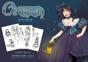 Oneiria Sketchbook #2 by drawingum