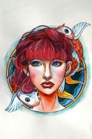 Pisces by DariaGALLERY