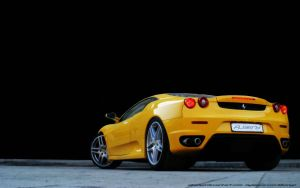 wallpaper ferrari f430 by albenyd