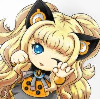 Chibi SeeU by ariSemutz