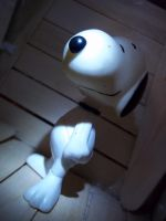 SNOOPY by thunderstarcreator