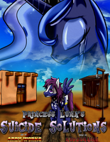 Princess Luna's Suicide Solutions Cover by Arby-Works