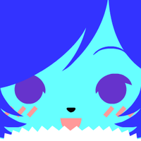 Violet Square Icon by CaramelCreampuff