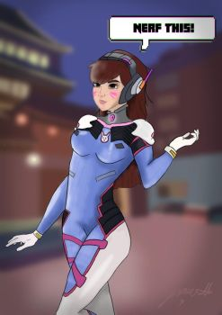 NERF THIS! by Sjazzzy