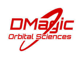 DMagic Orbital Sciences - Company Logo for KSP by sumghai