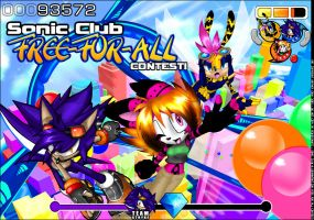 :: Contest 3 - SC Free-For-All by sonic-club