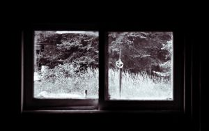 Window to the Past by Vesperal