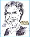 Star Wars - Han Solo by Lannytorres