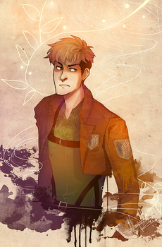 Jean Doodle by kaiser-mony