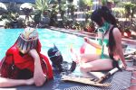 Pool Party Feels - Kimochi by LittleEloquentDoll